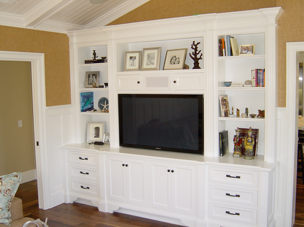Living Room Bookcases Entertainment Center On Pinterest